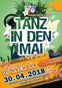 """""""Tanz in den Mai"""" @ Turnhalle der TKK"""