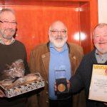 Ehrenmedaille für Hans-Joachim Kempf