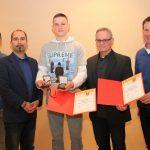 DLRG Schwimmer erhalten Sport und Kultupreis