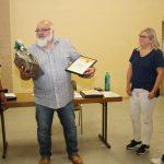 Ehrenmedaille für Dieter Distel
